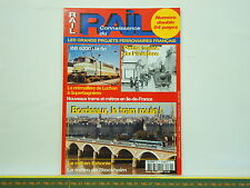 Revue CONNAISSANCE du RAIL n°266-267 - BB 9200 fin Tram Bordeaux Train Finistère
