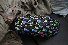 OP-Body KATZE Wundschutz, Leckschutz Bauchverband ,Katzenkleidung nach Maß!!!!