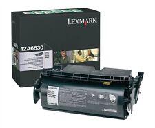 New Genuine Lexmark 12A6830 Laser Toner Cartridge for T520/T522/X520/X522/T52x