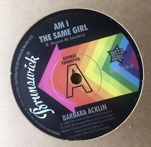 Demo - Am I The Same Girl  - Barbara Ackin/ Yoimg Holt Unlimited