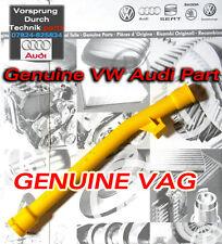 ORIGINALE AUDI 1.6 1.8 1.8T S3 TT OLIO ASTA DI LIVELLO GUIDA IMBUTO - 06A103663B