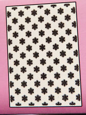 Crafts-Too/CTA4014/Embossing /Folder / Snowflake / A4 / Christmas