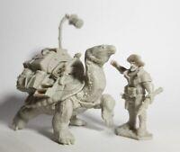 1x TORTOISE & DRAYMAN - BONES REAPER figurine miniature rpg jdr dreadmere 44053