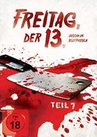 Freitag der 13. Teil 7 - Jason im Blutrausch UNCUT DVD Neu/OVP