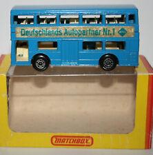 Matchbox Lesney Superfast Nr.17-B THE LONDONER Daimler Bus / in Hösbach-OVP