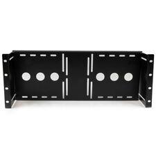 Startech.com Rklcdbk - soporte para monitores VESA LCD en armario de 19- #4896