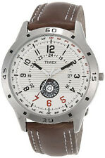 TIMEX Analog Brown Strap Sports Watch for Mens TI000U90000
