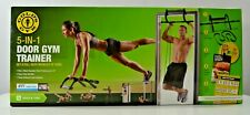 Gold's Gym 5-in-1 Door Gym Trainer - Full body workout at home NEW in box