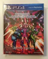 Fast Striker Limited Edition (Playstation 4 PS4, 2018) Eastasiasoft - NEW SEALED