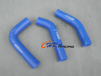 Silicone Radiator Hose for YAMAHA RD250 RD 250 RD350 LC 4L0 4L1 BLUE