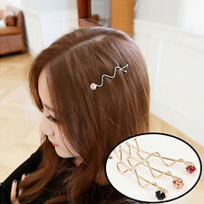 2*épingle à cheveux diverses occasions diamants ornements de cheveux joli mode