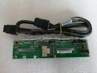 """IBM 94Y7587 94Y6386 81Y6657 46C9091 X3550 M4 4 x 2.5"""" HDD Backplane"""