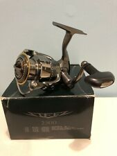 DAIWA STEEZ 2500 Spinning reel, Exist, Made In JAPAN