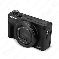 Canon PowerShot G7 X Mark III 20.1MP Digital Camera 4.2x Optical Zoom Full-HD 4K