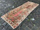 Patchwork, Handmade rug, Turkish rug, Vintage rug, Runner, Wool | 2,4 x 6,5 ft