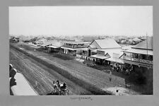 LONGREACH Queensland 'Main' St 1907 modern Digital Photo Postcard