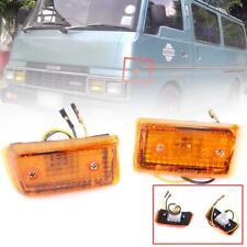 Side Marker Lamp Turn Signal Light For Nissan Datsun Caravan Urvan E23 1981-1986