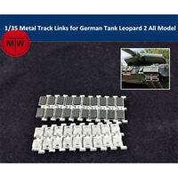 1/35 Metal Track Links w/metal pin for German Tank Leopard 2 All Model