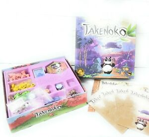 Takenoko Board Game English Version Excellent Condition