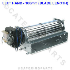 POLESTAR THS18B6 180mm haute température tangentielle moteur chaud du ventilateur armoire 180° C