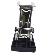 Heavy Duty Stainless Steel Black Outboard Motor Bracket Up to 25HP HOT Sales