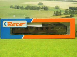 Roco 44267 h0 Personenwagen 3. Kl NSB Norge OVP (YX) G0643