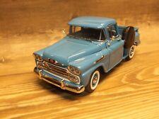 Danbury Mint 1/24 scale 1958 Chevrolet Apache Pickup - w/Title - No Box