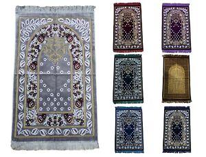 Gebetsteppich Seccade 120x70cm Sejjade Saggada Namazlik Teppich Gebet Islam