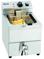 Bartscher Fritteuse Friteuse IMBISS I 50-190°C 8L 290x550x410mm Gastlando