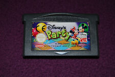 DISNEY'S PARTY - EA/Disney - Jeu Party Game Boy Advance GBA UKV