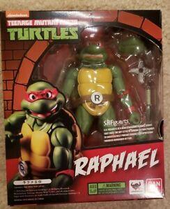 S.H. Figuarts Raphael Teenage Mutant Ninja Turtles TMNT - USA Seller Authentic