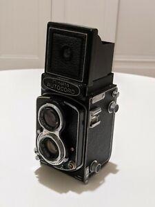 Minolta Autocord. CLA'd, Film Tested Excellent Condition TLR Camera.