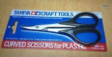 74005 Curved Scissors RC Car Body Plastic TAMIYA Model Craft Tool