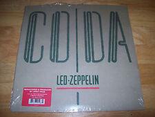 NEW Led Zeppelin MINT Coda 180 gram REMASTERED VINYL 2015 Swan Song R1-535345