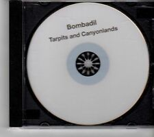 (FM180) Bombadil, Tarpits and Canyonlands - DJ CD
