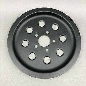 Harley-Davidson Pulley Cover Wrinkle Light Style