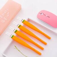 0.5mm Gel Pen Cute Carrot Rabbit Black InkStudent Stationery School Supplies