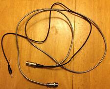 "Yaesu FT-480R/680R/780R - 8 pin mic plug & 1/8"" Spkr Plug to 5 pin DIN TNC Cable"
