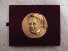 Babe Ruth New York Yankees Highland Mint Bronze Magnum L/E Coin 1983/3000