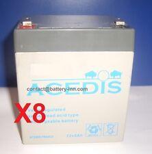 RBC43 batterie pour APC Smart-UPS 3000VA LCD RM 2U  US SMT3000RMUS