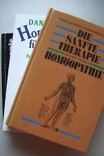 3 Bücher sanfte Therapie Homöopathie + .. für Kinder + Magnetkerntherapie