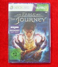 Fable: The Journey (Microsoft Xbox 360, 2012, DVD-Box)