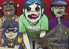 Gorillaz A3 Poster 5