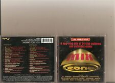 VARIOUS MIX ZONE CD ALBUM 34 CLUB ANTHEMS EXTENDED MIX