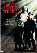The Miracle Of Our Lady Of Fatima (DVD,1952)