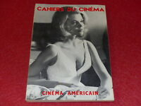 [REVUE LES CAHIERS DU CINEMA] N°150-51 # DEC-JAN 1963-4 CINEMA AMERICAIN EO 1rst