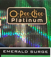 2015-18 - OPC PLATINUM EMERALD SURGE /10.....YOU PICK! Between 35$ to 60$