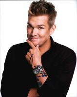Mark McGrath Sugar Ray Authentic signed  8x10 photo |CERT Autographed 6142016-b