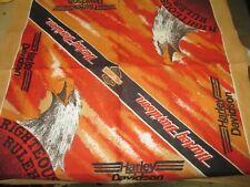 Harley Davidson Bandana Patriotic USA American Flag coton, us rider , easy rider