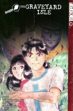 The Kindaichi Case Files #15: Graveyard Isle (Graphic Novels)-ExLibrary